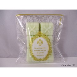 6 Perfume fondants - Green tea